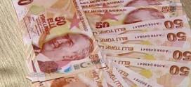 Hazine 6,4 milyar lira borçlandı